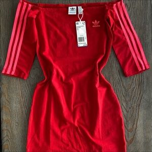 Adidas Shoulder Dress